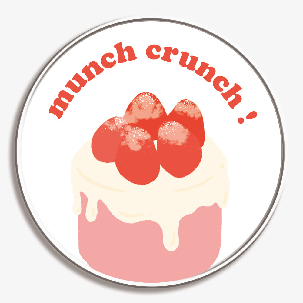 [smart tok] munch crunch !